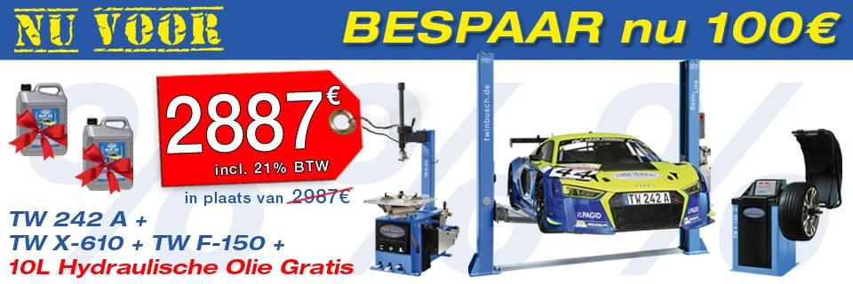 Angebot TW 242 A / TW X-610 / TW F-150 DE
