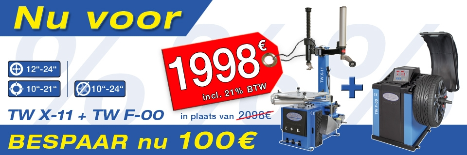 Angebot TW X-11 / TW F-00 NL