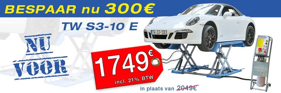 Slider TW S3-10E NL