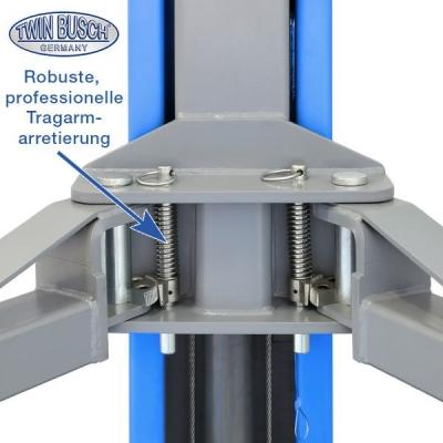 2 Koloms hydraulische Hefbrug 4.2  ton - BASIC LINE