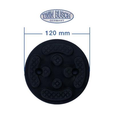 Opname rubbers voor 2 Koloms Hefbruggen - TW G-D12cm