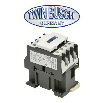 Motor Contactor CJX2-1210/AC24