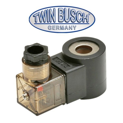 Solenoid for unloading valve DC/24V