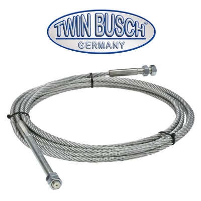 Spare Steel Cable for TW 242 A, TW 242 E, TW 236 PE, TW 242 PE