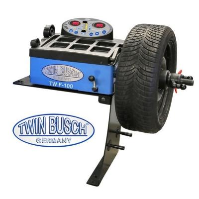 Banden Balanceer machine handbediend Semi Autom. - TWF-100