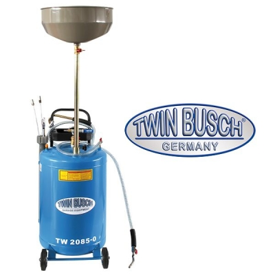 Olie opvangbak met olie opzuigsysteem - TW20850