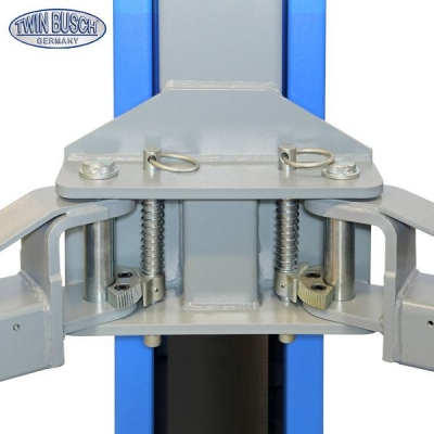 2 Koloms hydraulische Hefbrug 3,6 ton -  Profi Line