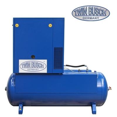 Schroefcompressor horizontaal 500 L - TW-2833LS