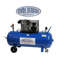 Horizontal Compressor 200L / 230V