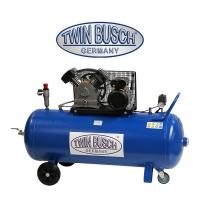 Druckluftkompressor liegend 200 L