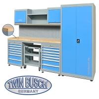Profi Werkplaats -werkbank met kasten - laden systeem