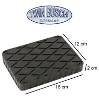 Rubber blok - TW S3-GK-20