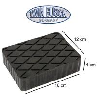 Rubber blok - TW S3-GK-40