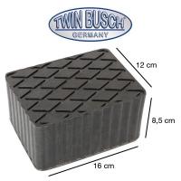 Rubber blok - TW S3-GK-80