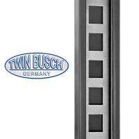 4 koloms dubbele parkeer hefbrug GREY-Line - NIEUW: Ook in antraciet - 3600kg