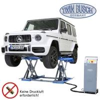 Mobiele Schaarhefbrug  3,5 Ton