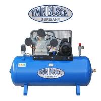 Lucht compressor liggende opstelling 500 L - TW 2822 L